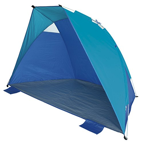 High Peak Mallorca Beach Shelter (Blue/Turquoise One Size