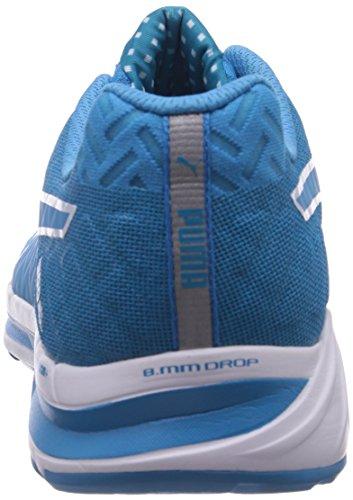 Puma - Faas 300 S V2 Pwrcool, Scarpe da corsa Uomo Blu (Blau (hawaiian ocean-hawaiian ocean-white 01))