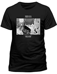 Live Nation - T-shirt Homme - Nirvana - Bleach