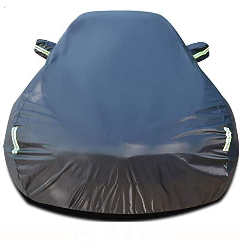 GLP Maserati Autoabdeckung Limousine Autoabdeckung All Weather Snowproof Frostschutzmittel Rainproof Rainproof Dustproof Outdoor UV-Schutz Four Seasons Universal 4 Style 5 Farbe