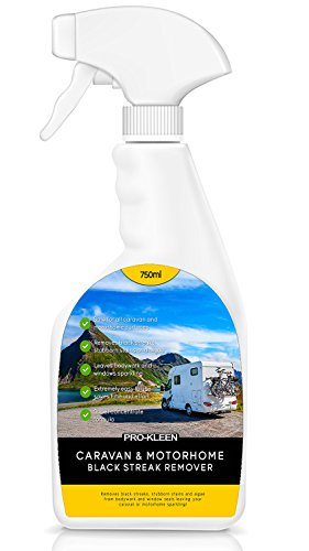 Price comparison product image Pro-Kleen Caravan & Motorhome Black Streak,  Algae & Mould Remover (1 x 750ml)