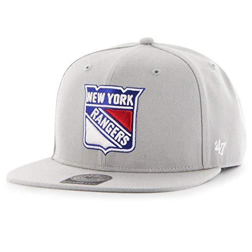 p - Captain New York Rangers grau ()