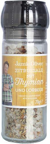 Jamie Oliver Zitrussalz Mühle 70g
