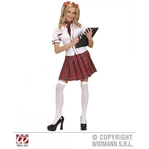 Lively Moments Kostüm Sexy Schulmädchen / Studentin Gr. M = 38 - ()
