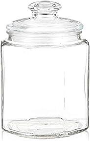 Claro Glass Storage Jar With Airtight Lid