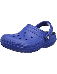 Crocs Clsclinedclog, Zuecos Unisex Adulto
