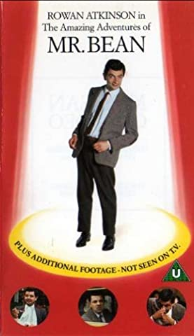 Mr Bean: The Amazing Adventures Of Mister Bean [VHS]