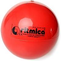 Pezzi - Ritmica - Pelota para gimnasia rojo rojo Talla:19 cm Ø