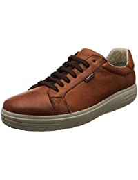 Woodland GC 2509117 Men Rust Brown Leather Casual Shoes.