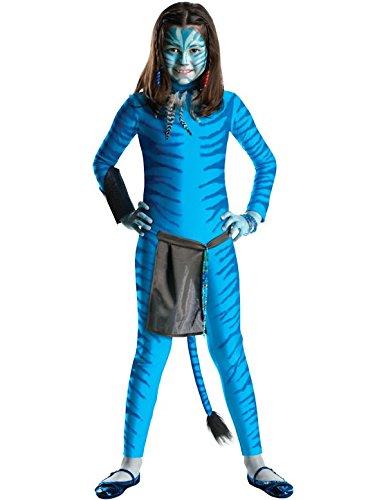 Kid Avatar Kostüm Neytiri - Avatar Neytiri Kostüm Mädchen