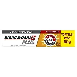 Blend-a-dent plus Duo Kraft Premium Haftcreme, 60 g