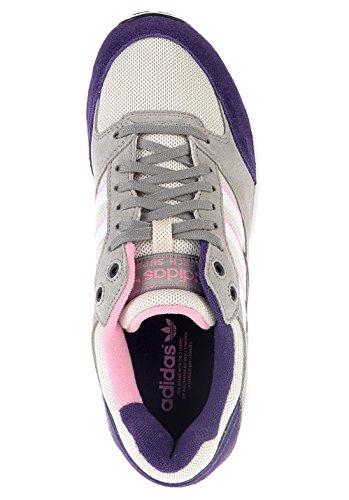 adidas Tech Super, Baskets mode femme grey purple