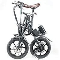 KwiKfold® Xite-2 Folding Electric bike Shimano Gears