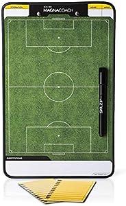 SKLZ Soccer Magna, Lavagna Magnetica per Allenatori Unisex Adulto, White