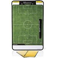 SKLZ, Lavagna Magnetica per Allenatori, Campo da Calcio, Colore Bianco