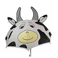 Umbrella Cartoon Children Umbrella Creative Cartoon Safety Long Handle Umbrella Umbrella
