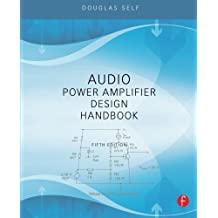 Audio Power Amplifier Design Handbook