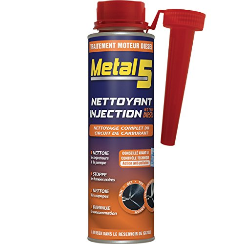 METAL 5 GMID Nettoyant Injection Diesel