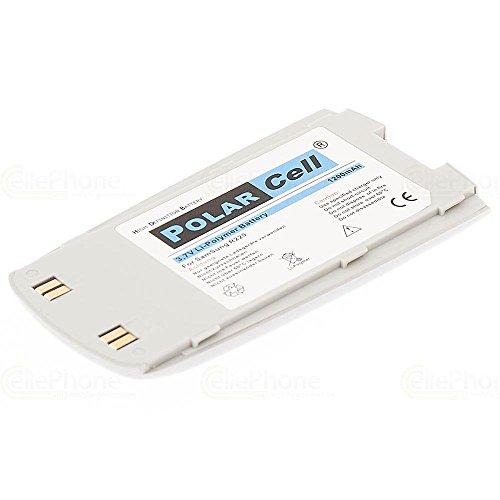 cellePhone PolarCell Akku Li-Polymer für Samsung SGH-R220 / R210S - silber ( ersetzt BST0579SE / BST0579DE / BST0579KE )