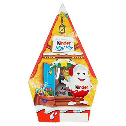 Kinder Mini Mix confezione da 12 Pezzi, (12 X 79 gr)
