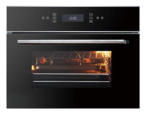 Horno ELECTRICO A Vapor INFINITON (40/70L, Eléctrico, Integrado, Display LED) (Negro, 45CM)