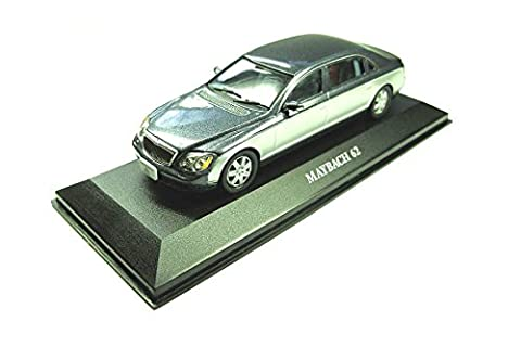 Maybach 62 Limousine (1:43) IXO
