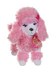 Gipsy - 070250 - Peluche - Barbie Beans Pet 18 Cm Caniche Sequin