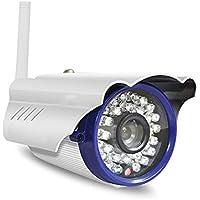 UNOKS HD P2P Cámara De Red, Vigilancia Inalámbrica Al Aire Libre, Cámara Inalámbrica De