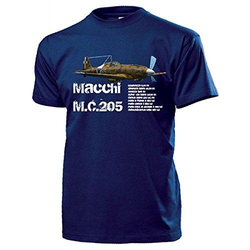 macchi-mc205-italiano-aereo-caccia-wk-2-aereo-veltro-italia-hummelladen-nautica-cobelligerante-itali