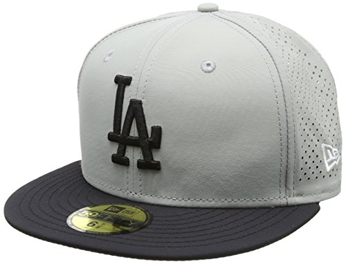 new-era-team-ripstop-perf-losdod-grablk-cap-line-los-angeles-dodgers-for-man-color-grey-size-7-1-4