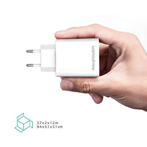 RAVPower – USB-Ladegerät - 4
