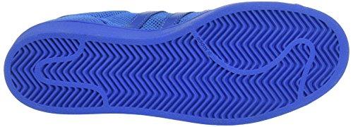 adidas Superstar, Sneakers basses homme Bleu (Bluebird/Bluebird/Bluebird)