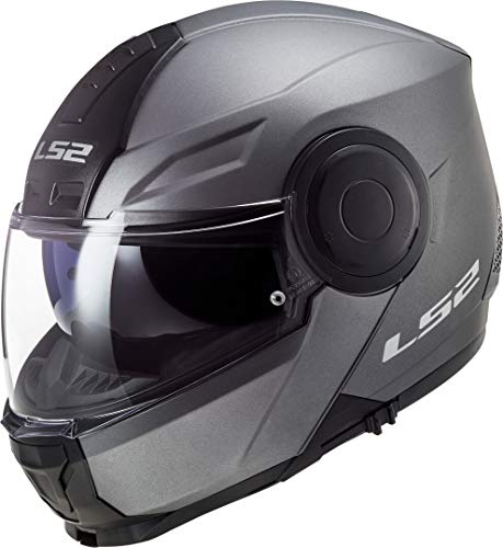 LS2 FF902 Scope Solid - Casco de moto