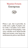 Emergenza (Vele Vol. 114) (Italian Edition)