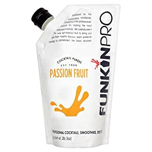 Funkin Pro Passion Fruit Puree, 1 kg