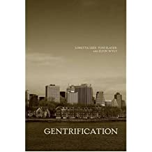 {GENTRIFICATION } BY LEES, LORETTA ( AUTHOR ) AUG - 24 - 2007[ PAPERBACK ]