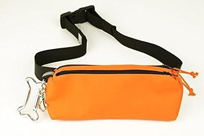 Leckerlitasche Long Orange Edition. Hergestellt in Deutschland