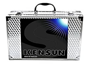 HID Kit by Kensun with Xenon Lights, H1, 8000K - 2 Year Warranty