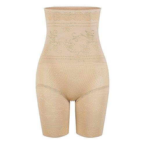 KSKshape Damen figurenformend Miederslip Miederhose mit Bauch-Weg-Effekt Mieder Butt Lifter Shaper
