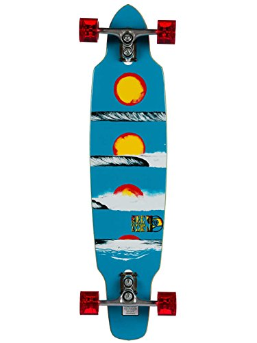 "Longboard Complete Sector 9 Horizon Blue 9.25"" x 39.0"" Complete"
