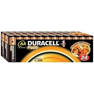 Duracell 24x MN1500 LR06 AA Single-use battery Alcalino 1,5 V