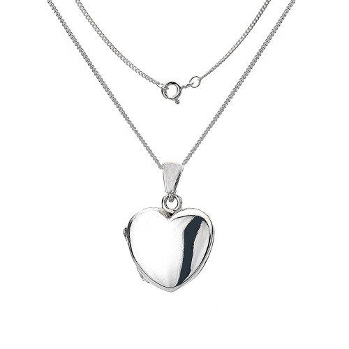 Collier - xslk9/s14c14 - Collar de niño de plata, 36 cm