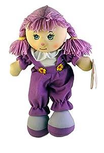 Muñeca Rosie My First Rag de A a Z; 31010
