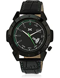KILLER Analogue Black Dial Men's Watch - KLW5008C