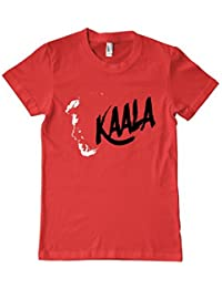 Rawpockets 100% Cotton Graphic Print Kaala T-shirt