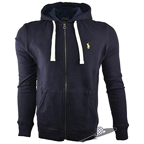 Ralph Lauren Polo Sweatjacke Eclipse Navy Größe XXL