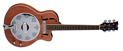 Dean Guitars RCE NM Resonator Cutaway E-Gitarre