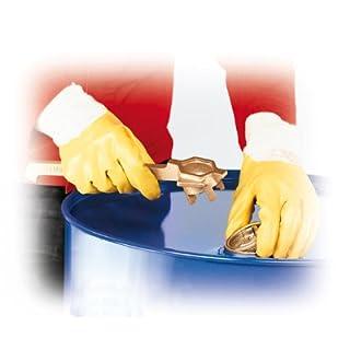 asecos Fass - Schlüssel Fass-Schlüssel, Bronze, für alle handelsüblichen Fässer, verhindert Funkenbildung.