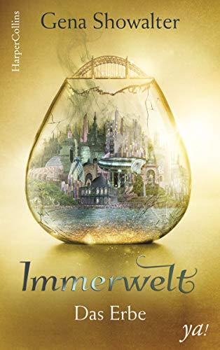 Immerwelt - Das Erbe: Fantasy Jugendbuch