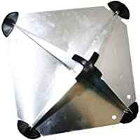 Radarreflektor aus Aluminium Ø 28cm ARBO-INOX